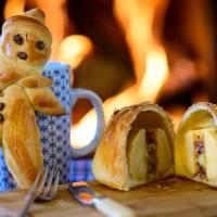J'ai confectionné des gourmandises de Noël à la Maison du Pain d'Alsace…