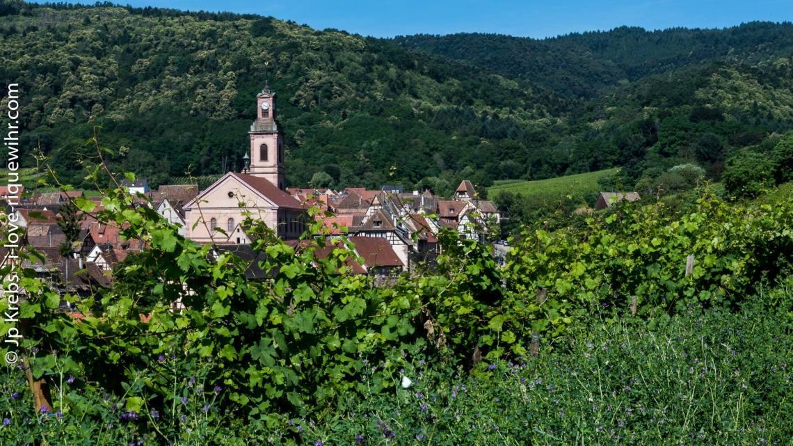 Découvrez les choses à faire cet été à Riquewihr en Alsace