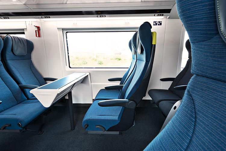 Eurostar classe Standart