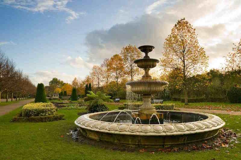 regents-park-londres-fontaine