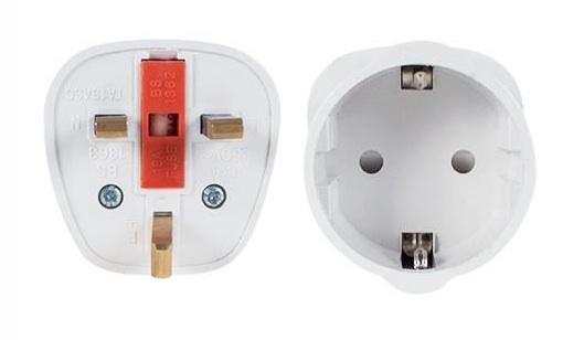 appareils-électriques- adaptateur