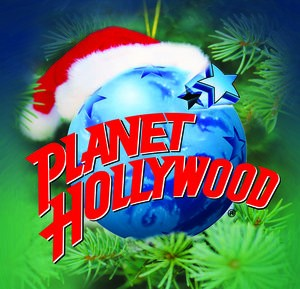 pere-noel-planet-hollywood-londres