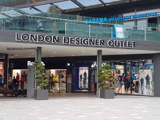 Les magasins outlets à Londres pour faire de bonnes affaires !