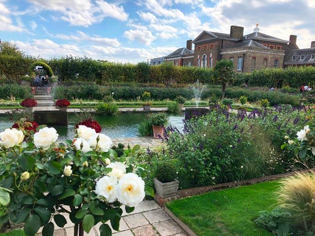 Kensington-gardens-londres