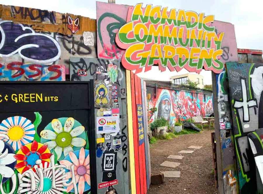 Nomadic-community-garden