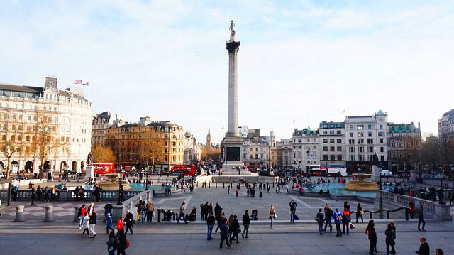 Trafalgar-square-londres-week-end