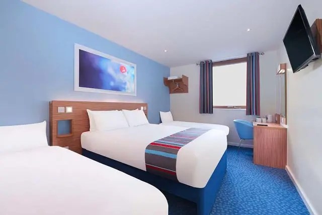 Travelodge London-chambre-familles