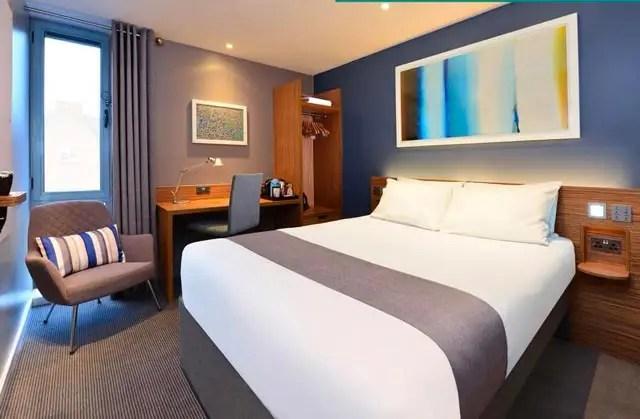 Travelodge-hotel