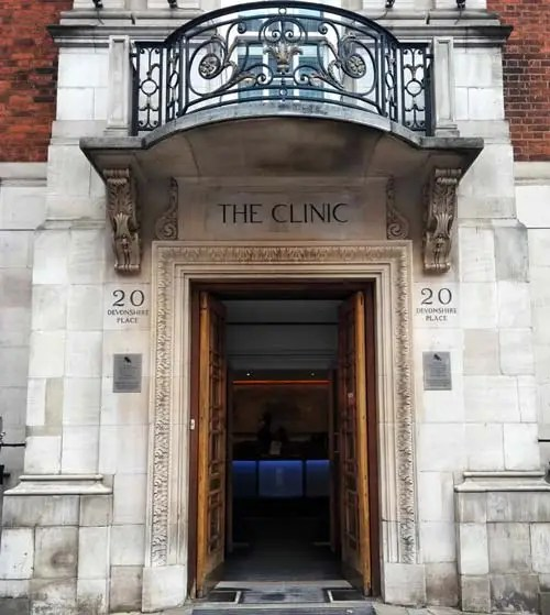 London-clinic
