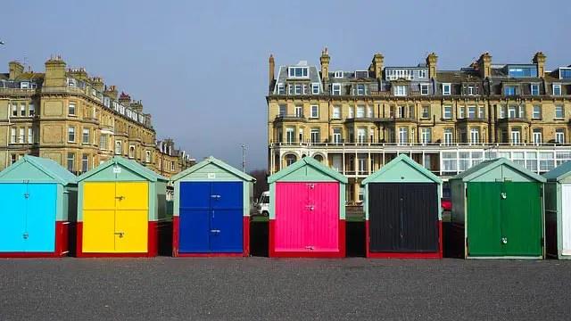 Brighton-plage