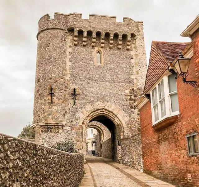 Lewes-chateau