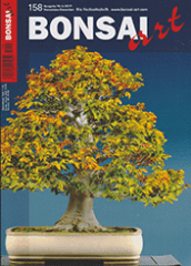 Bonsai-art - Ausgabe 158, November-Dezember 2019
