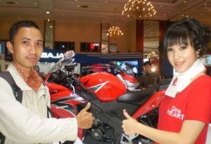 showroom honda