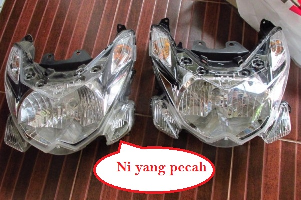 Headlamp Xeon RC