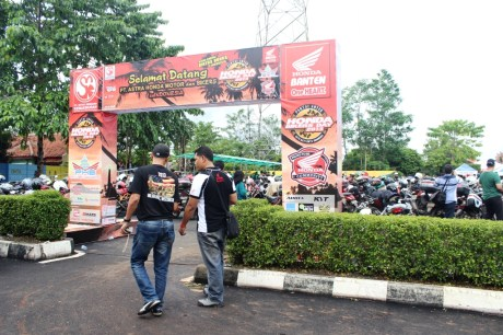 Honda BIkers Day