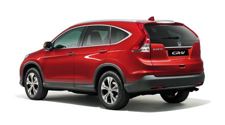 Spesifikasi Honda All New CRV 2015