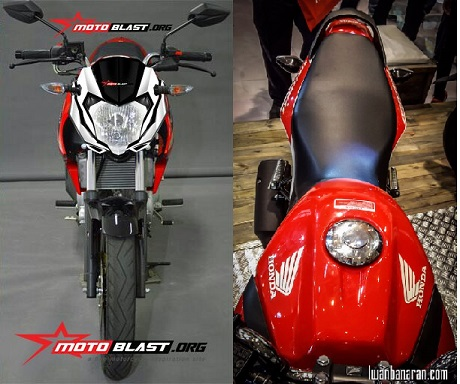 new NVL vs New CB150 R
