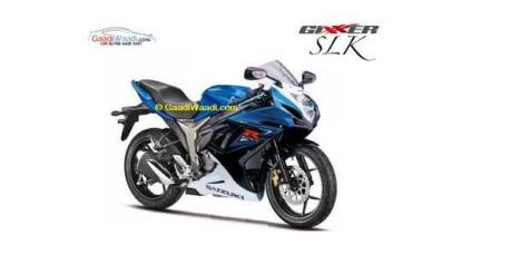 All New Suzuki Sport 150 CC Fairing