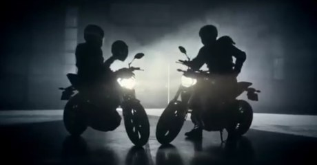 teaser yamaha mt 25 naked evolution