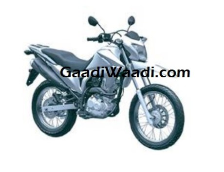 Honda Off Roader 160 Patented