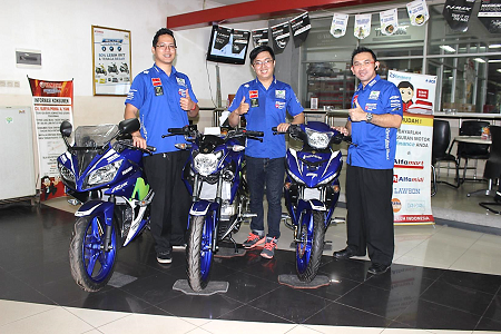 Management Main Dealer STSJ di Banjarmasin