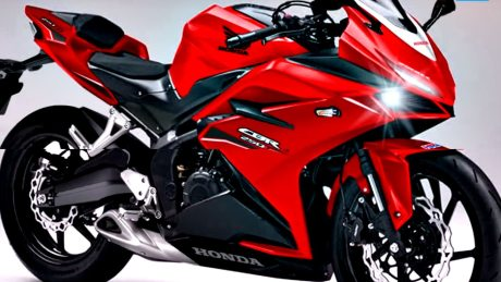 CBR 250 Dua Silinder Bakal Dilengkapi Power Mode