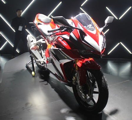 Spesifikasi Detail New CBR 250
