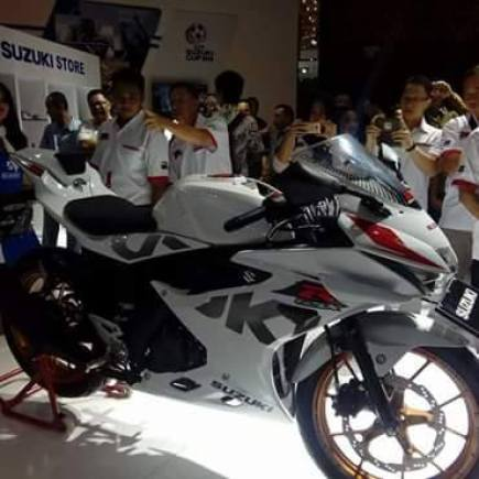Wedyan, Power Suzuki GSX-R 150 Tembus 19,17 Ps