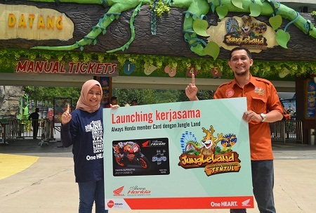 DAM Jalin Kerjasama dengan Jungle Land Adventure Themepark