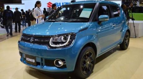 Suzuki Ignis yang Akan Diluncurkan di Indonesia Memiliki Tampilan Berbeda