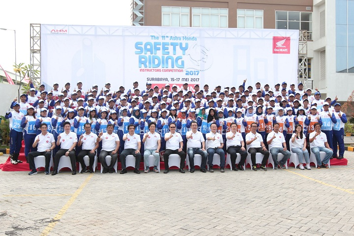 Astra Honda Safety Riding Instructor Competition-2