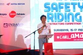 Pemenang Astra Honda Safety Riding Instructor Competition (AH-SRIC) (2)