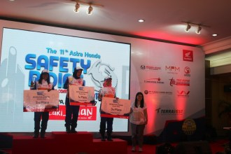 Pemenang Astra Honda Safety Riding Instructor Competition (AH-SRIC) (20)