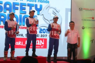 Pemenang Astra Honda Safety Riding Instructor Competition (AH-SRIC) (9)