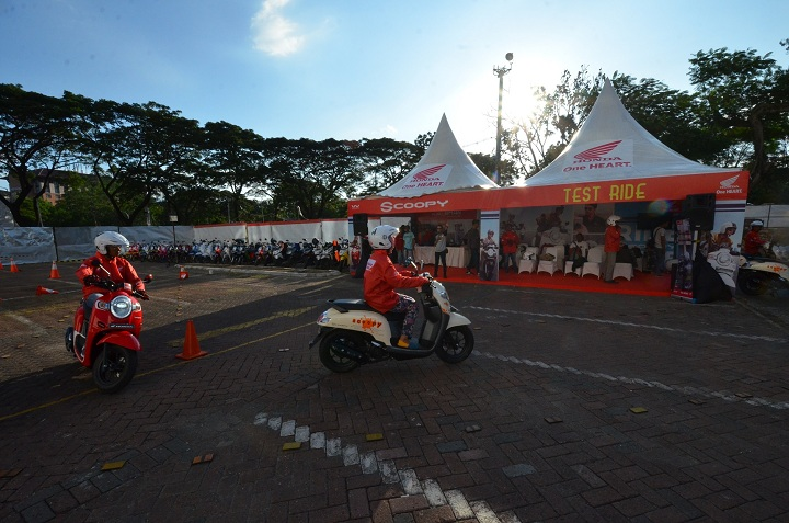 New Honda Scoopy (1)