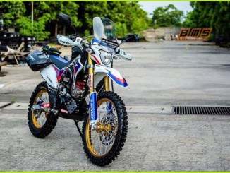 Honda CRF150L Adventure