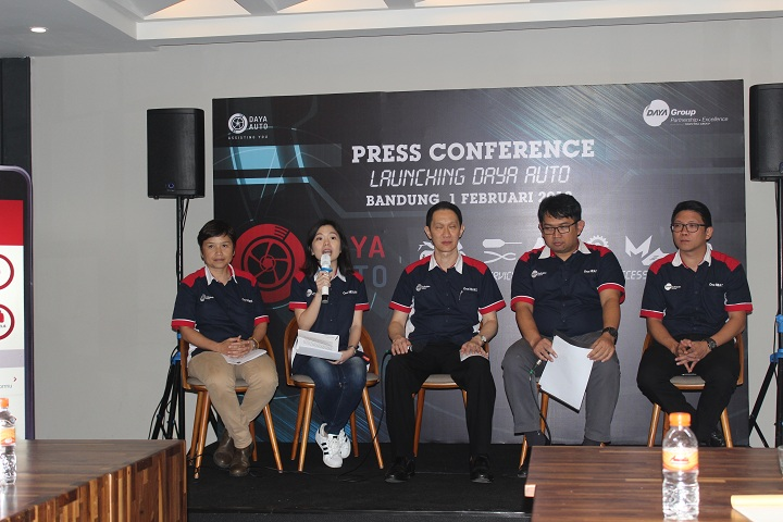 Daya AutoPress COnference