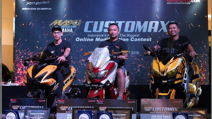 The Best Nmax Modification & King of MAXI Yamaha Modification