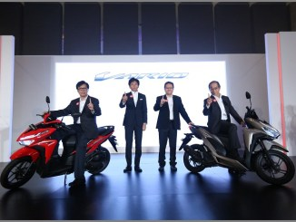 All New Honda Vario 150 dan All New Honda Vario 125 Diluncurkan AHM