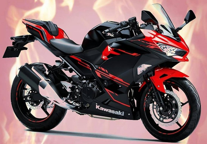 data aisi penjualan kawasaki Ninja 250 April 2018