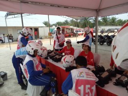 Mega Gallery Foto The 12th Astra Honda Safety Riding Instructor Competition (AH-SRIC) 2018 Day 1 (25)