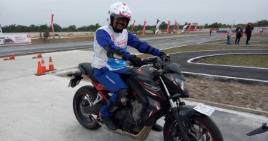 Mega Gallery Foto The 12th Astra Honda Safety Riding Instructor Competition (AH-SRIC) 2018 Day 1 (6)