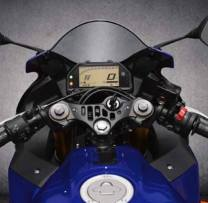 Dasbor New Yamaha YZF-R25 2019 Face Lift