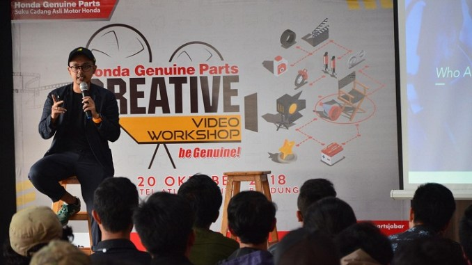 HGP Creative Video Workshop 2018