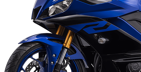 Yamaha Resmi Luncurka New Yamaha YZF-R25 2019 Face Lift