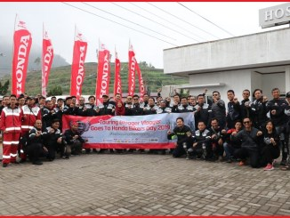 Blogger Touring Honda Bikers Day 2019 Ambarawa