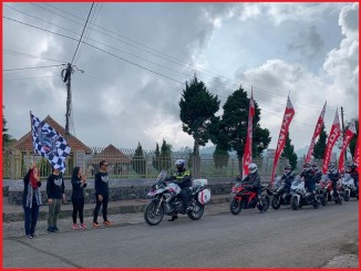 Toring Bloger Bikers Day 2019 Ambarawa 1