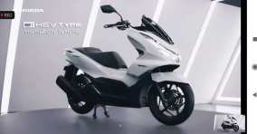 All New Honda PCX 160 2021 Diluncurkan di Indonesia