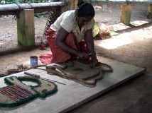 Mat Making, Sri Lanka