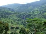 Waterfalls in Nuwara Eliya